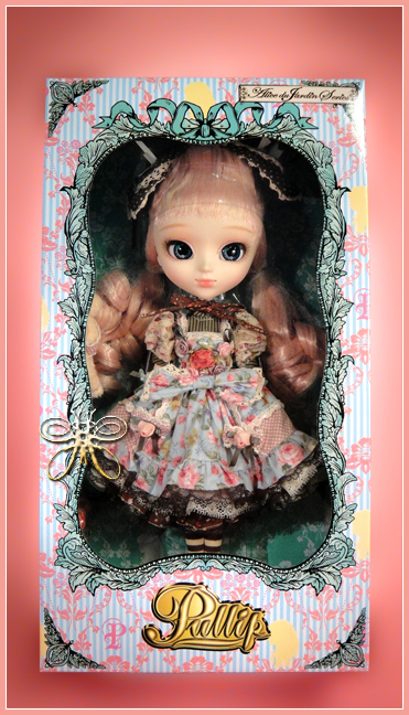 Magma heritage singapore for Alice du jardin pullip